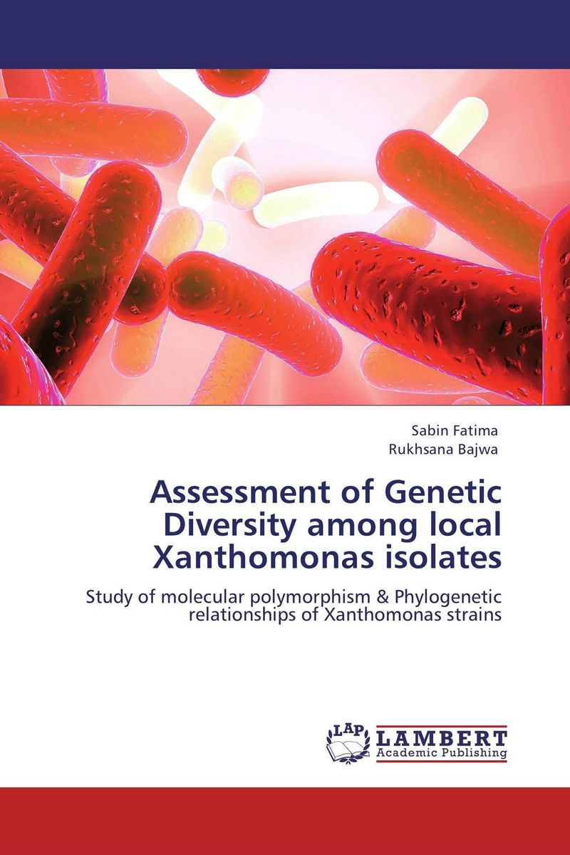купить Assessment of Genetic Diversity among local Xanthomonas isolates недорого