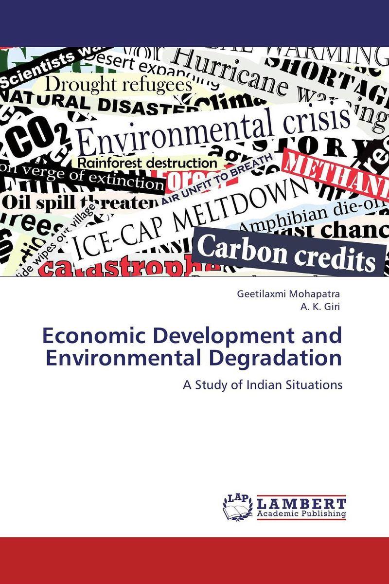 Economic Development and Environmental Degradation economic methodology