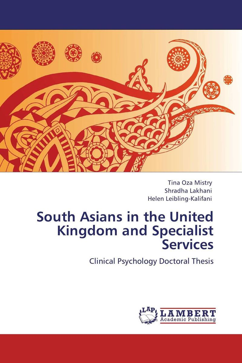 South Asians in the United Kingdom and Specialist Services