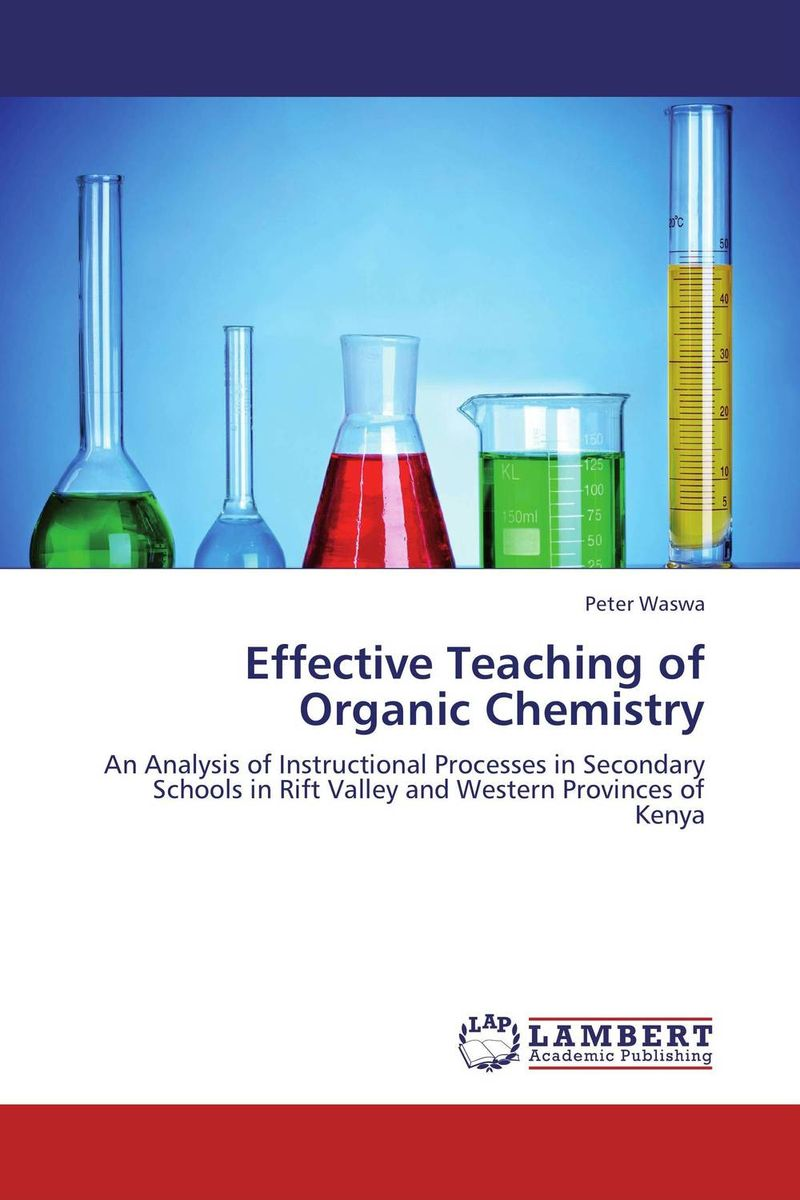 Effective Teaching of Organic Chemistry investigatory projects in chemistry