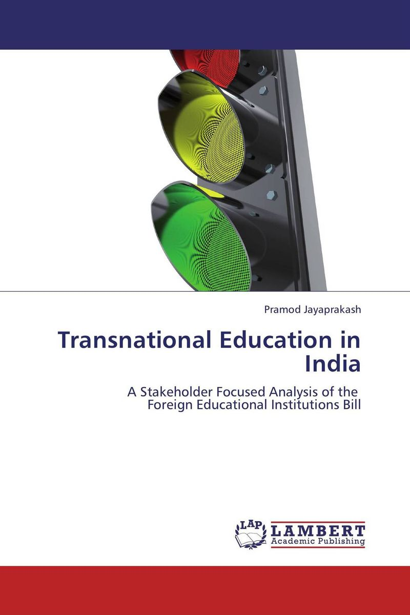 Transnational Education in India the salmon who dared to leap higher