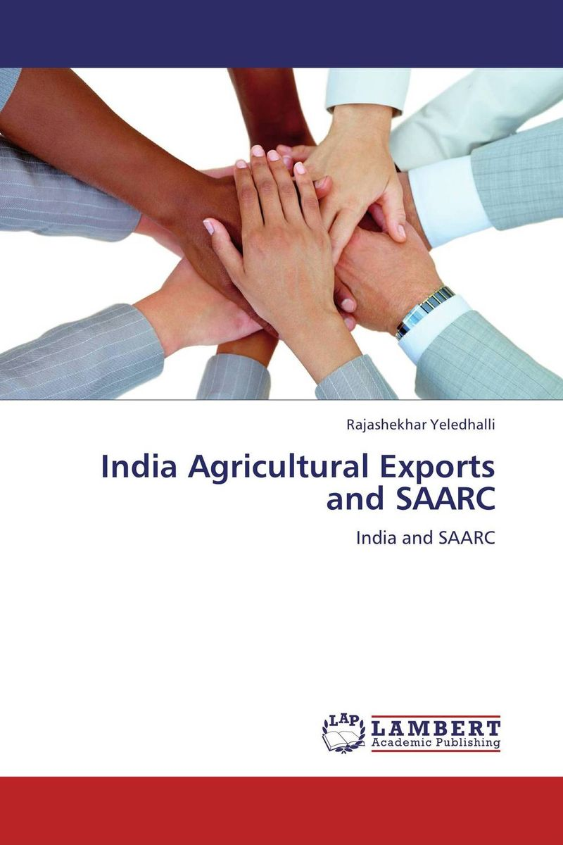 India Agricultural Exports and SAARC пластиковые щипцы tony and india sm 22 150mm