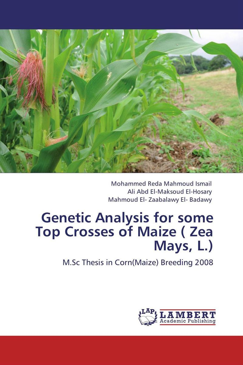 Genetic Analysis for some Top Crosses of Maize ( Zea Mays, L.) heterosis and combining ability in maize zea mays l a research