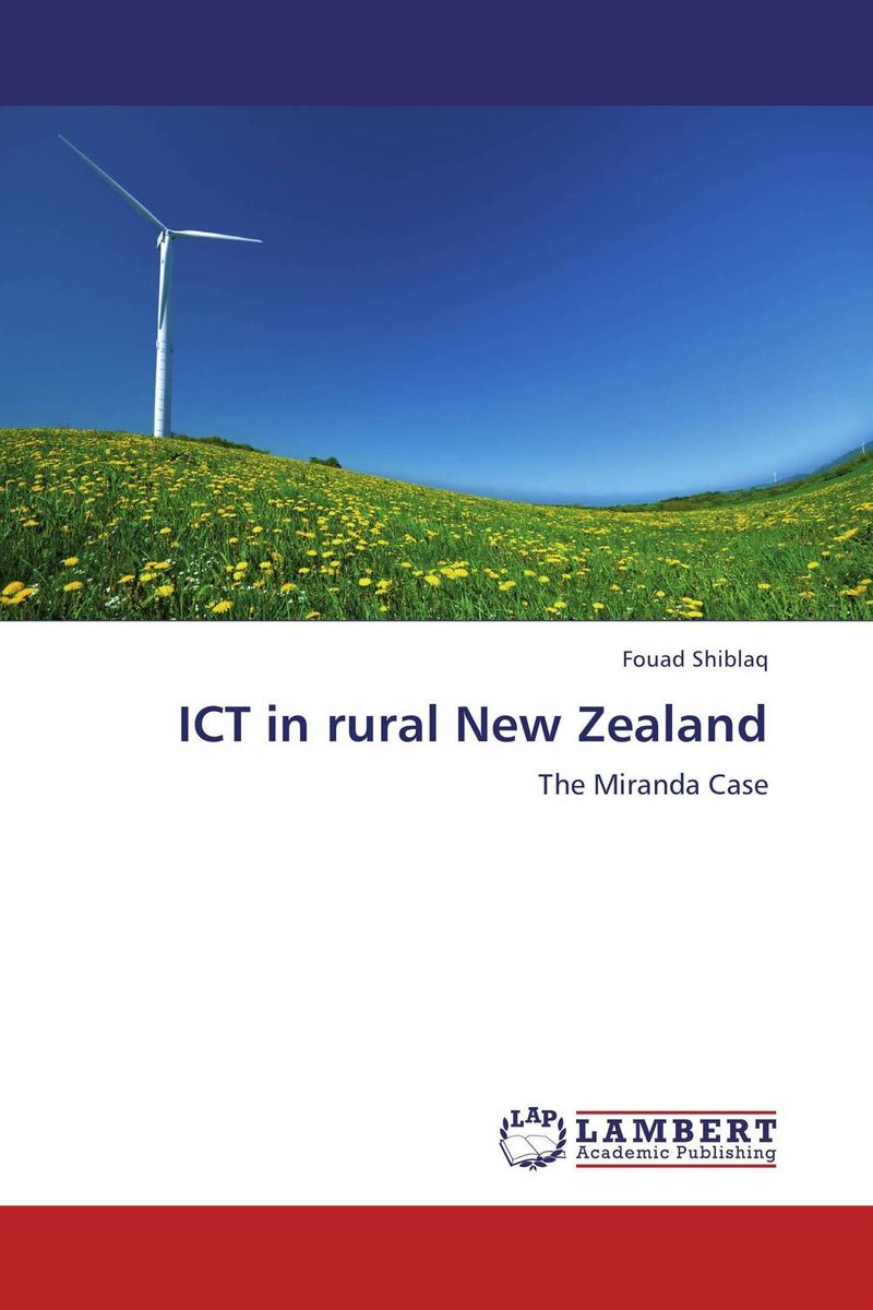 ICT in rural New Zealand norman god that limps – science and technology i n the eighties