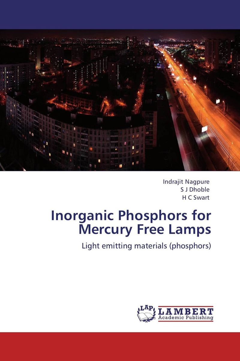 Inorganic Phosphors for Mercury Free Lamps