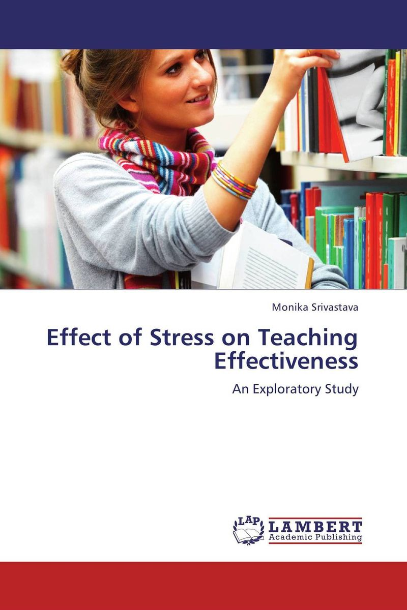 Effect of Stress on Teaching Effectiveness брюки спортивные puma puma pu053emcjkq6