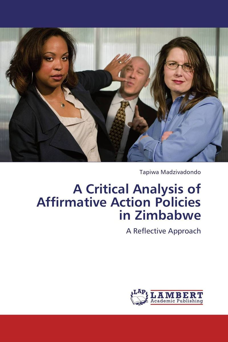 A Critical Analysis of Affirmative Action Policies in Zimbabwe michael milimu implementation of hazard analysis critical control