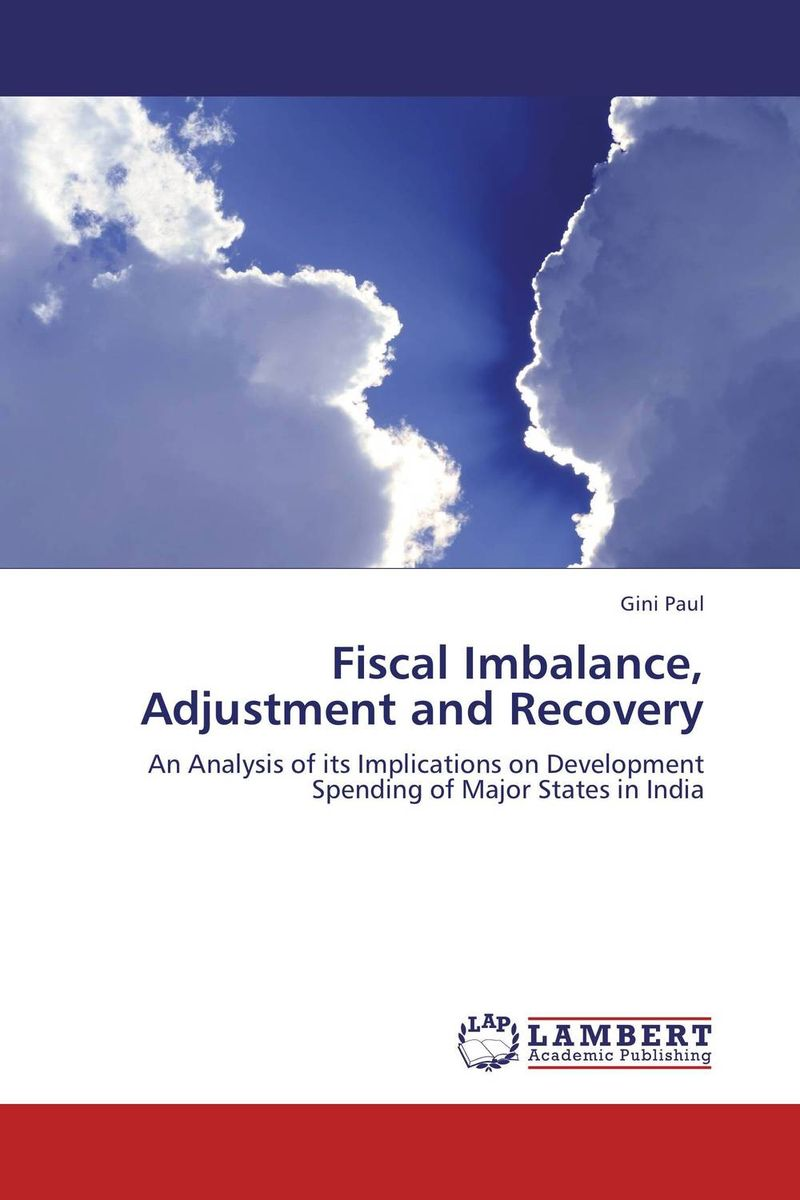 Fiscal Imbalance, Adjustment and Recovery developmental state and economic transformation the case of ethiopia