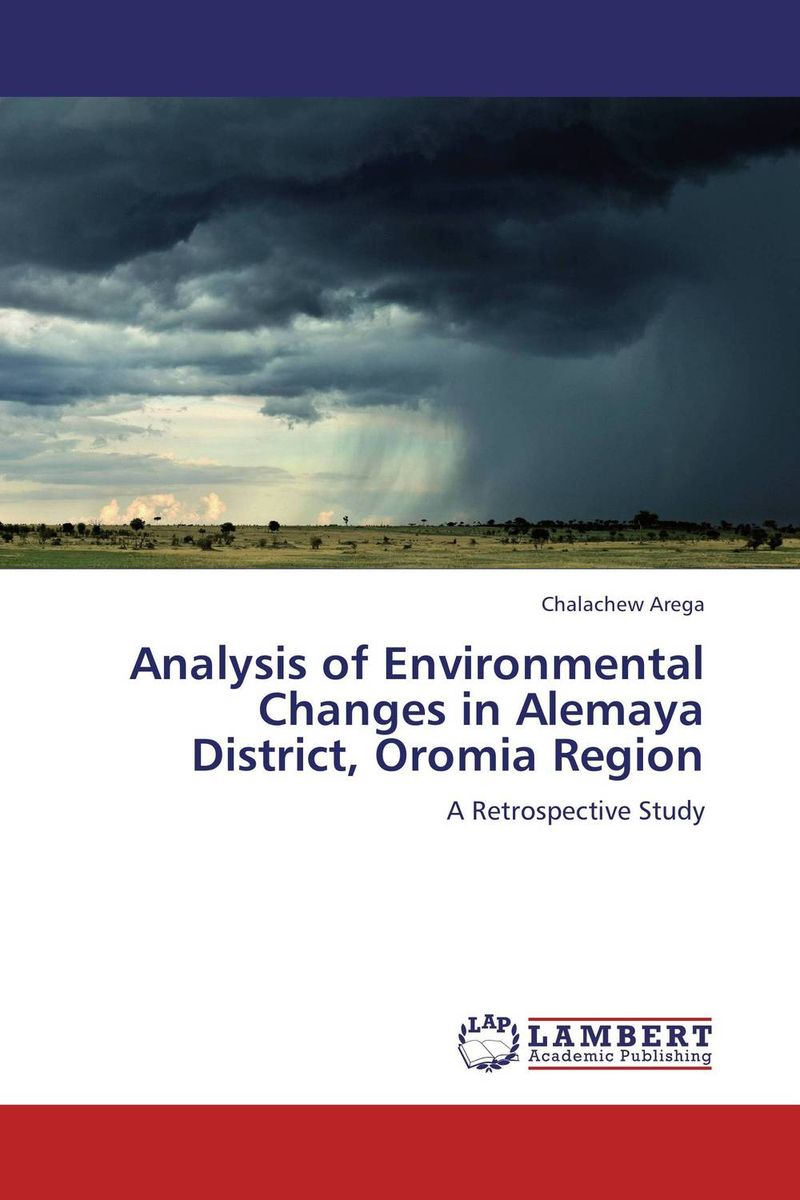 Analysis of Environmental Changes in Alemaya District, Oromia Region separation and radiocarbon analysis of environmental chloroacetates