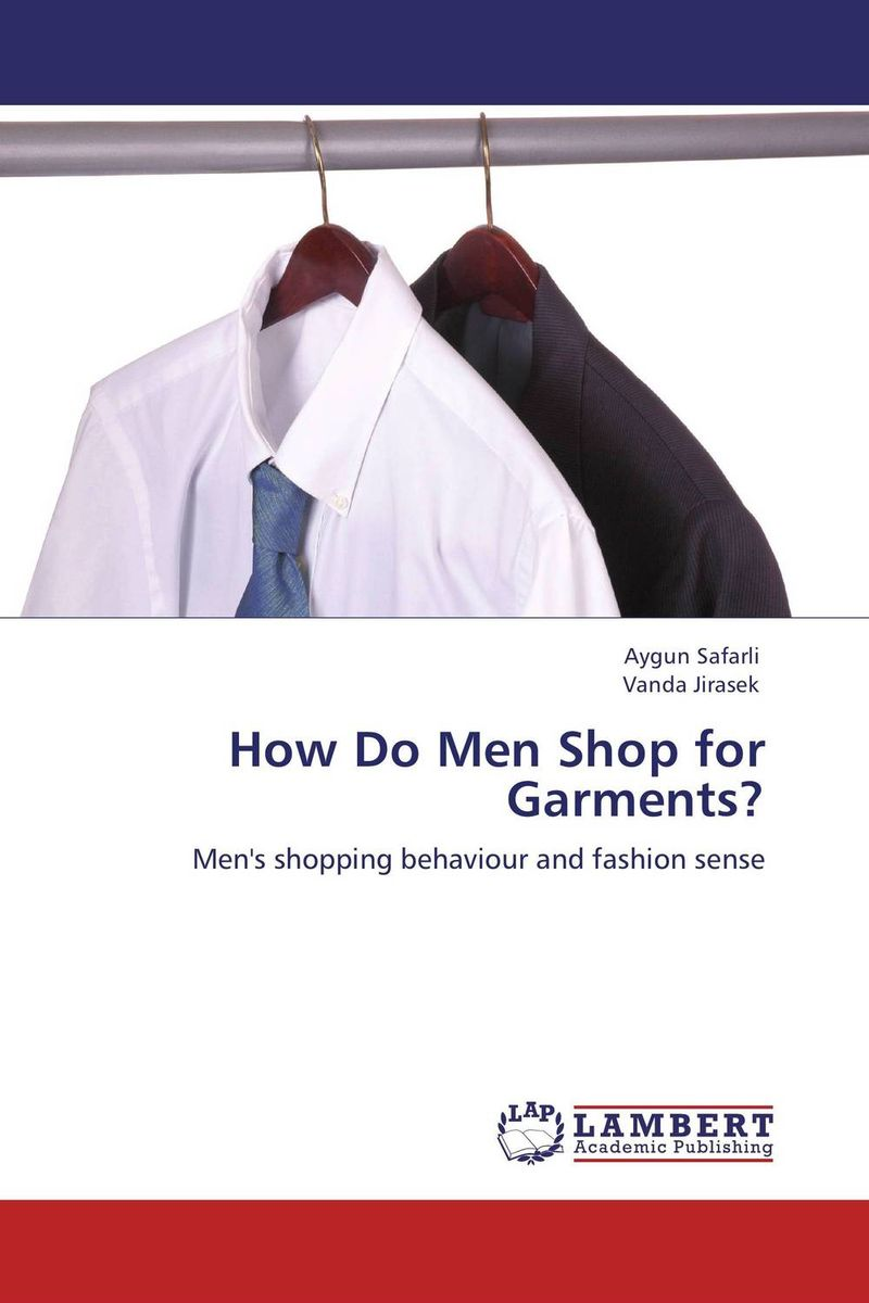 How Do Men Shop for Garments?