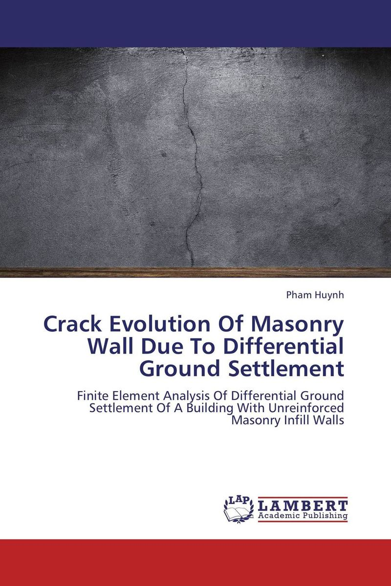Crack Evolution Of Masonry Wall Due To Differential Ground Settlement digital heat transfer baking cup machine single display quaff