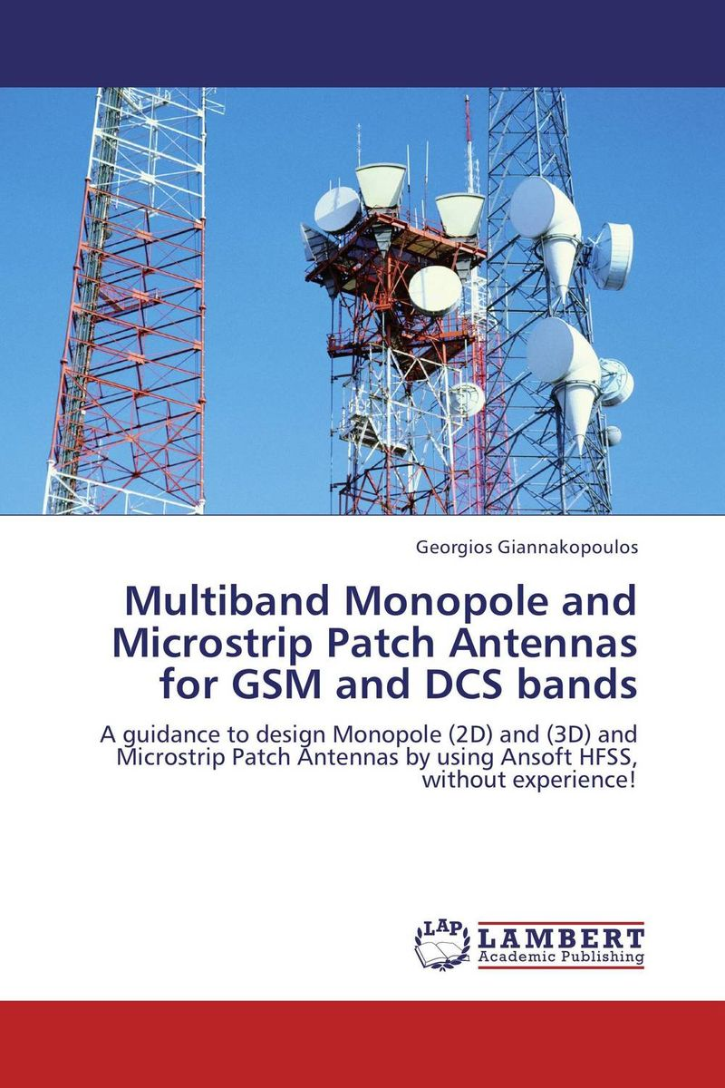 Multiband Monopole and Microstrip Patch Antennas for GSM and DCS bands boscam 5 8ghz cloud spirit antennas txa and rxa a pair in one set multicolored