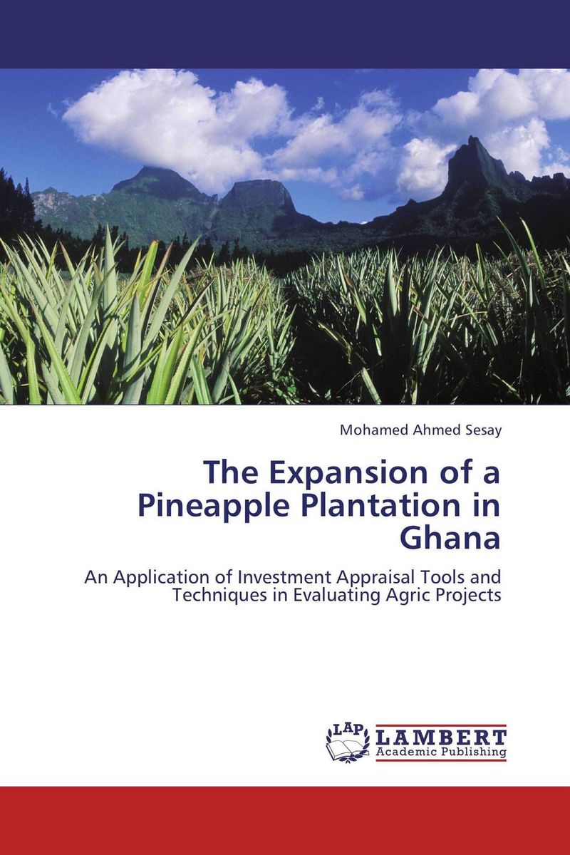 The Expansion of a Pineapple Plantation in Ghana the importance of being earnest and other plays