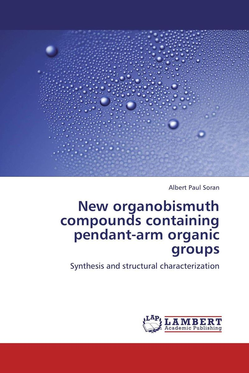 New organobismuth compounds containing pendant-arm organic groups nify benny and c h sujatha enrichment of sulphur compounds in the cochin estuarine system