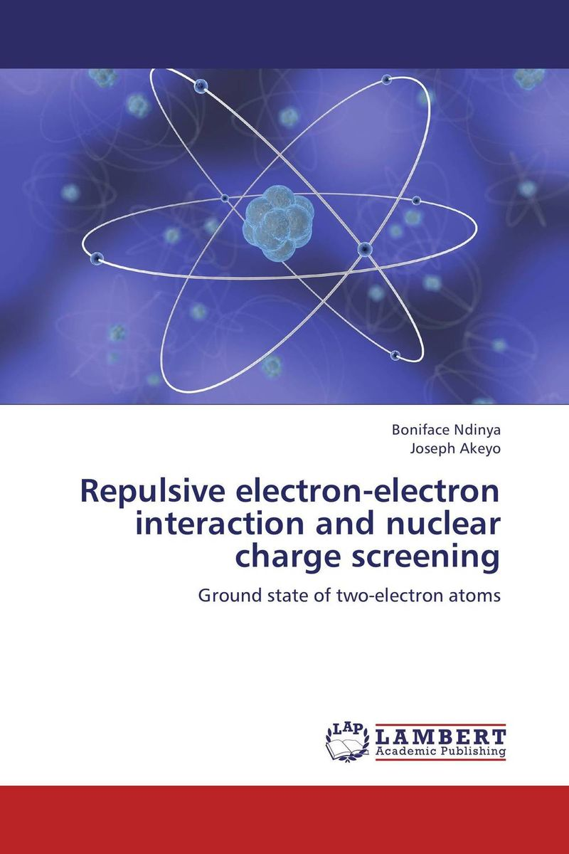 Repulsive electron-electron interaction and nuclear charge screening variational method