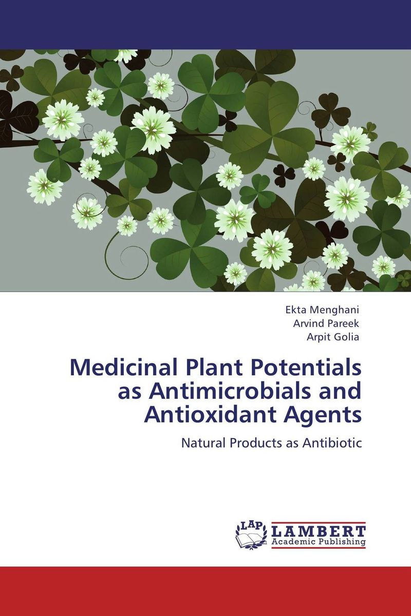 Medicinal Plant Potentials as Antimicrobials and Antioxidant Agents проектор viewsonic pro8520wl dlp 1280x800 5200ansi lm 5000 1 usb hdmi