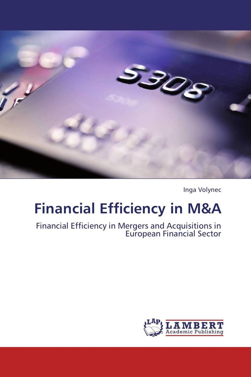 Financial Efficiency in M&A explanation of selected psalms in four parts part 1 blessed is the man