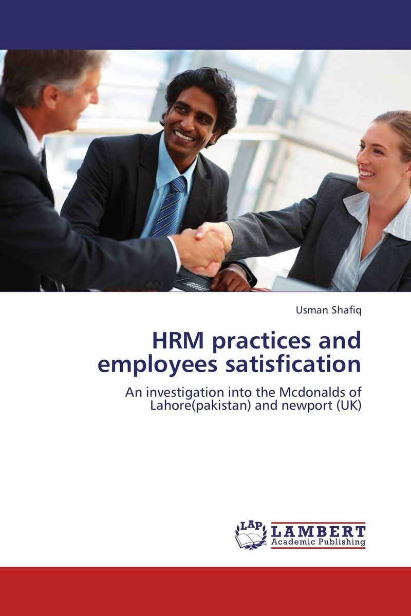 HRM practices and employees satisfication work family practices and their impact
