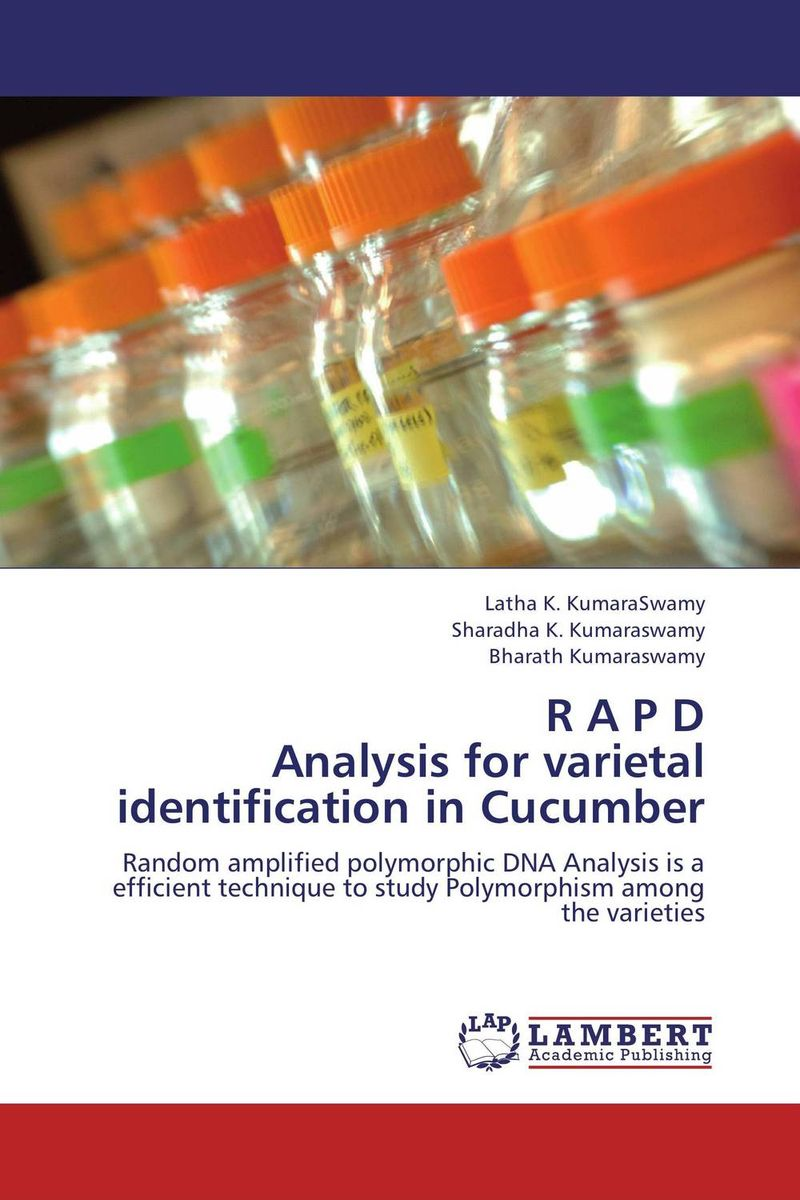 R A P D  Analysis for varietal identification in Cucumber p fenn s diacon r hodges p watson accounting for risk in the nhs