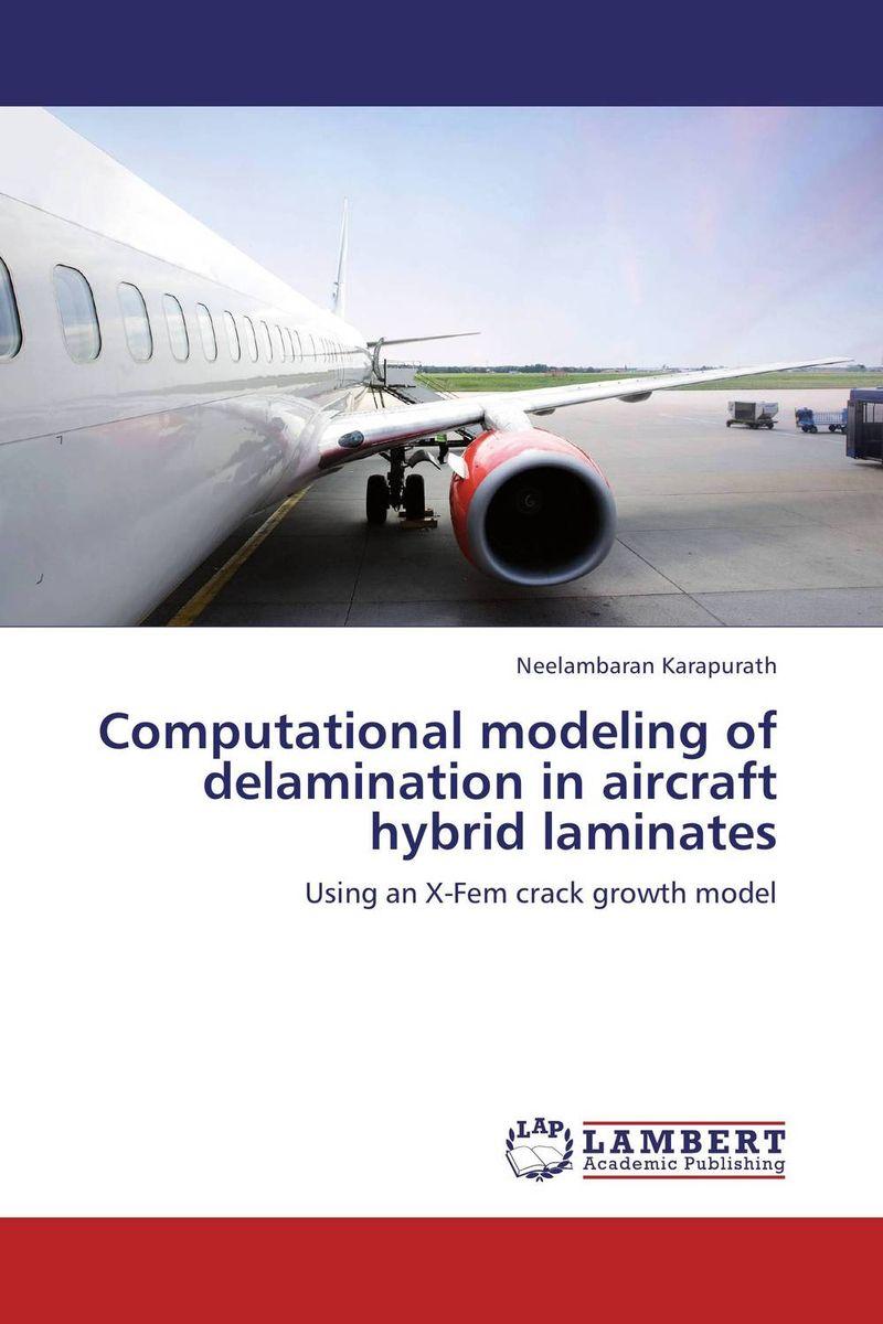 Computational modeling of delamination in aircraft hybrid laminates
