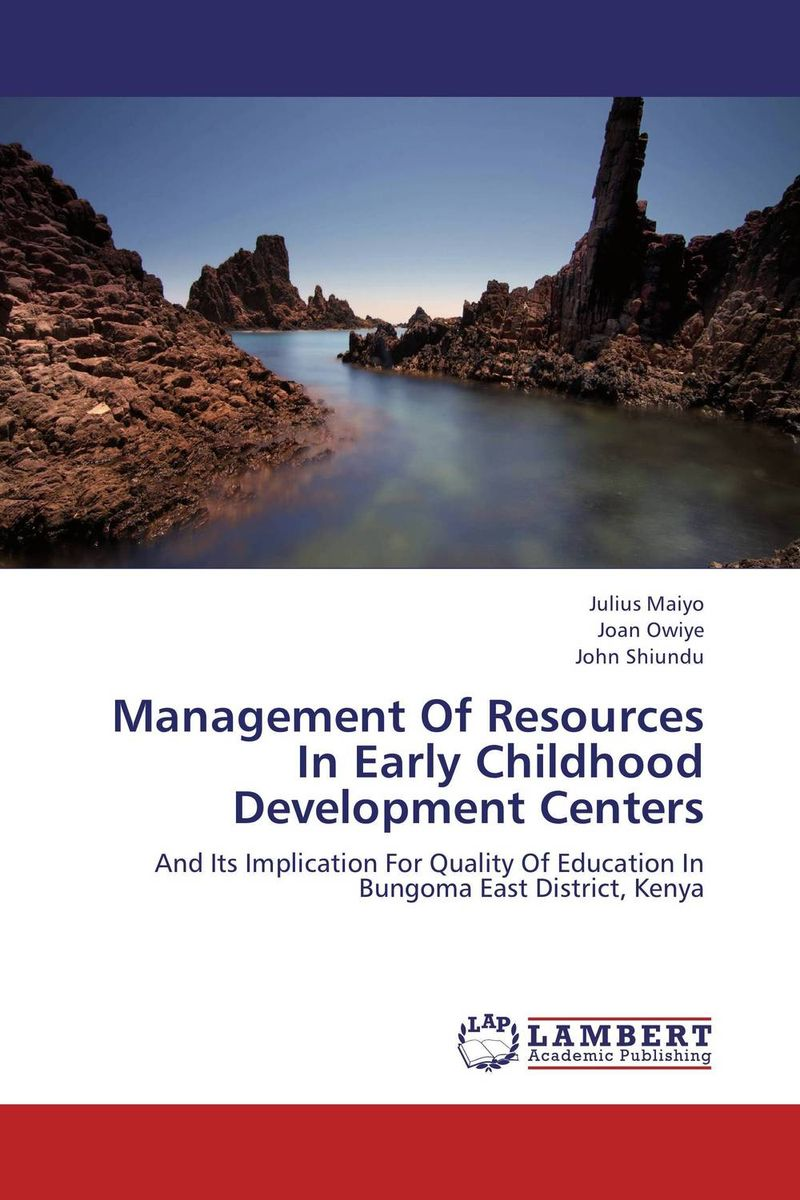 Management Of Resources In Early Childhood Development Centers survival of local knowledge about management of natural resources