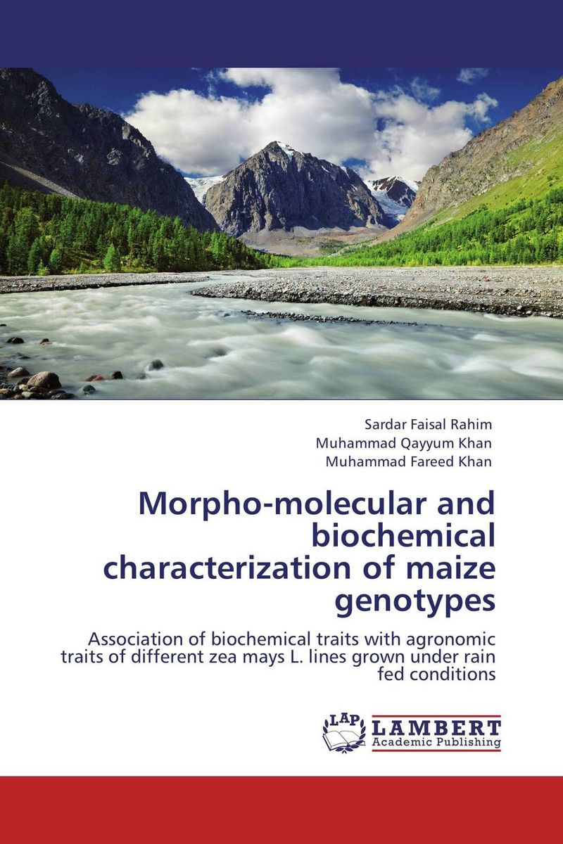 Morpho-molecular and biochemical characterization of maize genotypes vaishali shami naresh pratap singh and pramod kumar pal morpho physio and genetic diversity analysis on indian wheat genotypes