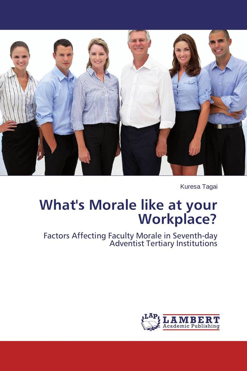 What's Morale like at your Workplace?  fritz ilongo workplace bullying as psychological violence in tertiary institutions