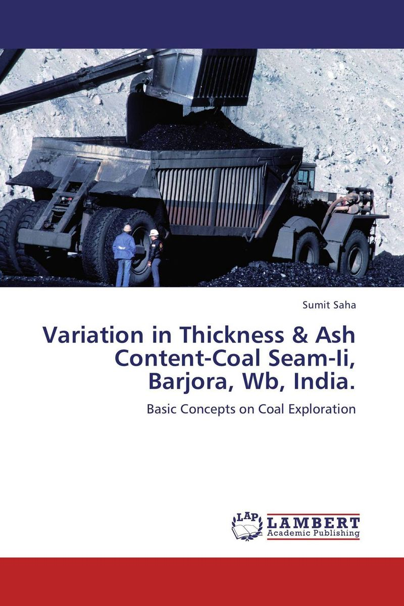 Variation in Thickness & Ash Content-Coal Seam-Ii, Barjora, Wb, India. coal шапка coal the logo royal blue