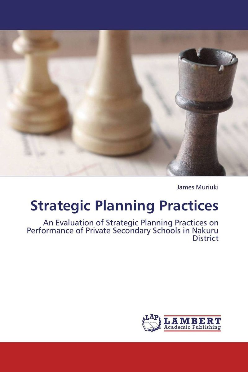 Strategic Planning Practices family planning practices in two semi