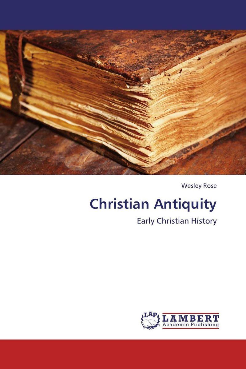 Christian Antiquity