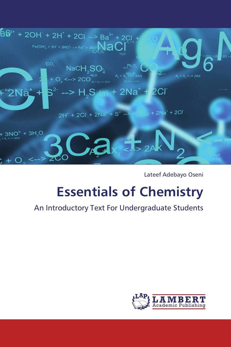 Essentials of Chemistry chemistry – the science in context im