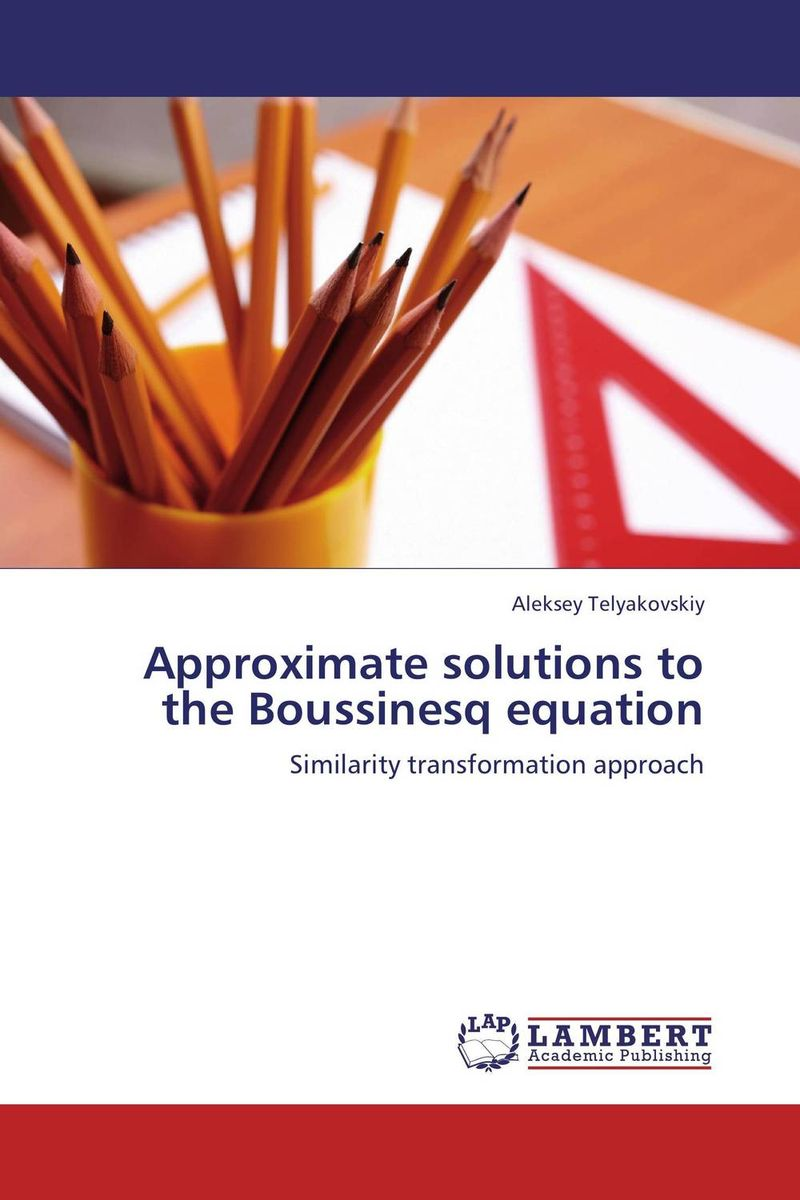 Approximate solutions to the Boussinesq equation multiple imputation with structural equation modeling