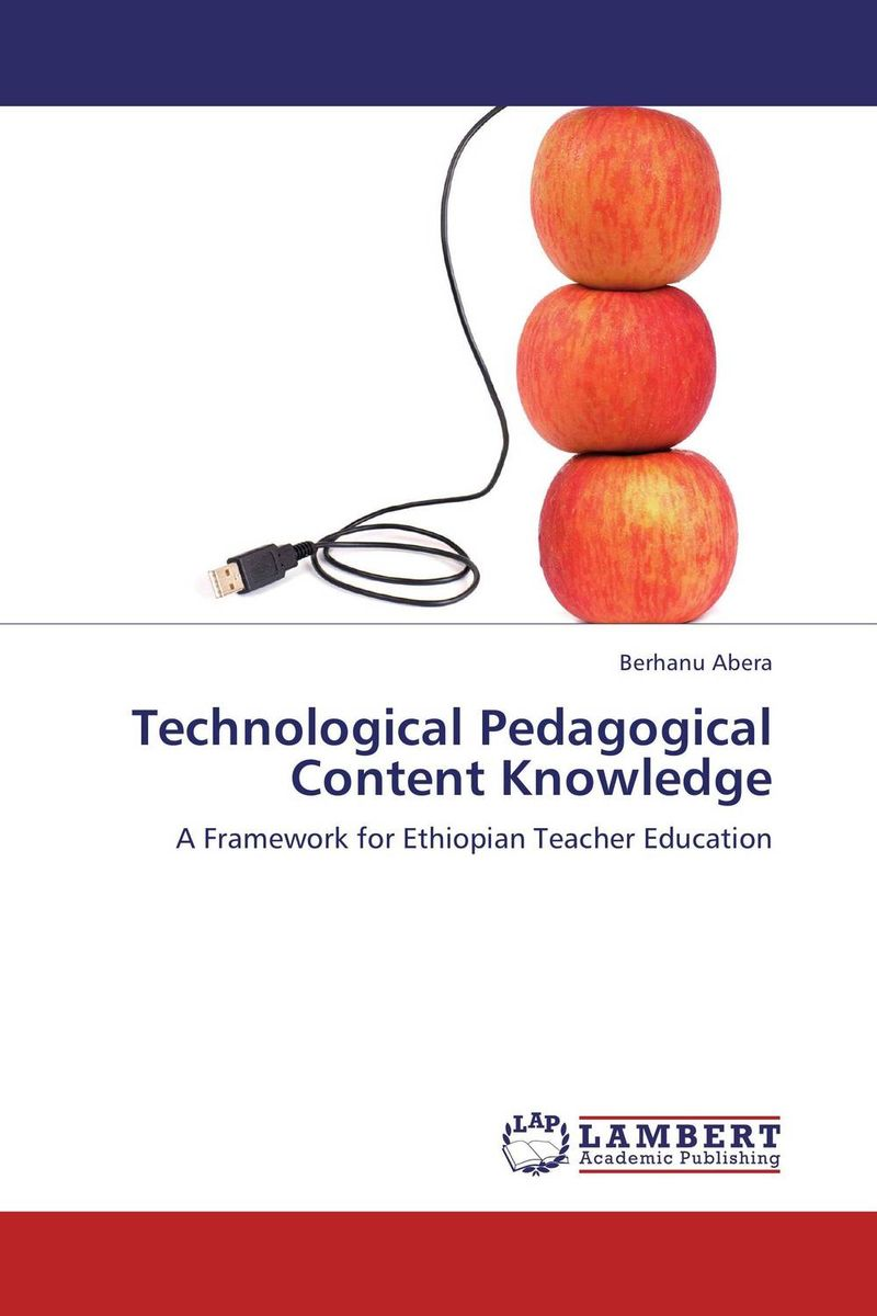 Technological Pedagogical Content Knowledge the use of instructional materials in the pedagogy of english