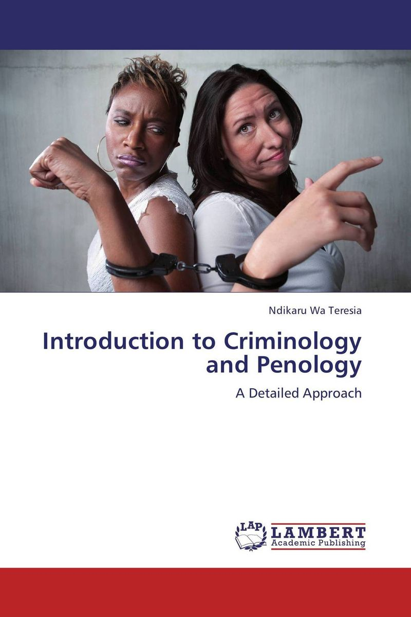 Introduction to Criminology and Penology feminism and criminology
