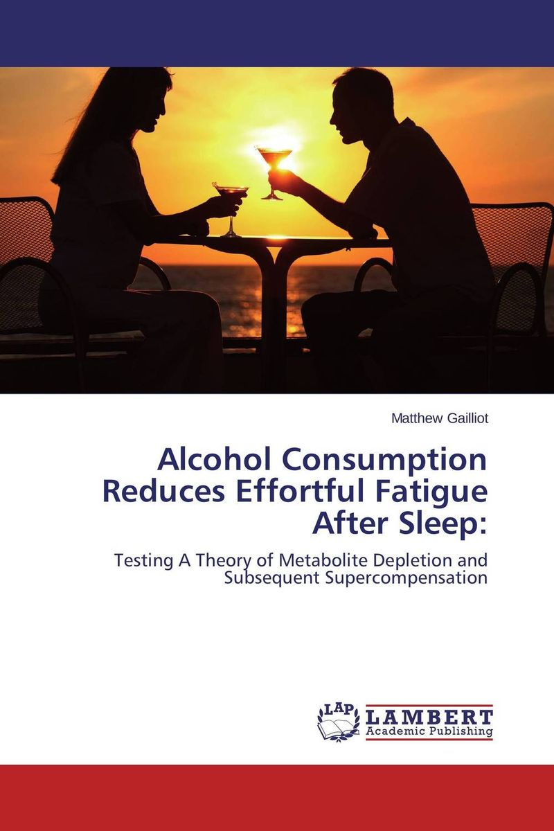 Alcohol Consumption Reduces Effortful Fatigue After Sleep: one breath at a time