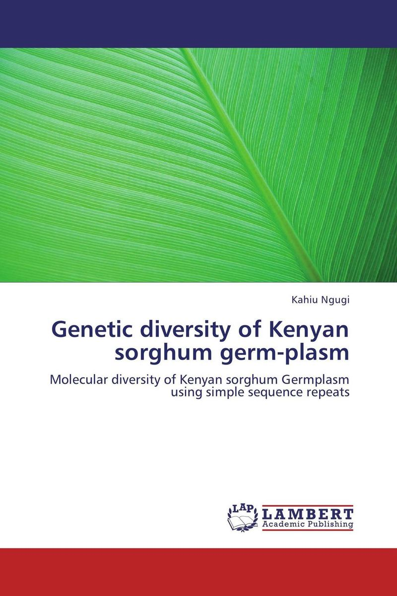 Genetic diversity of Kenyan sorghum germ-plasm stability of pigeonpea genotypes in drought stress area of ethiopia