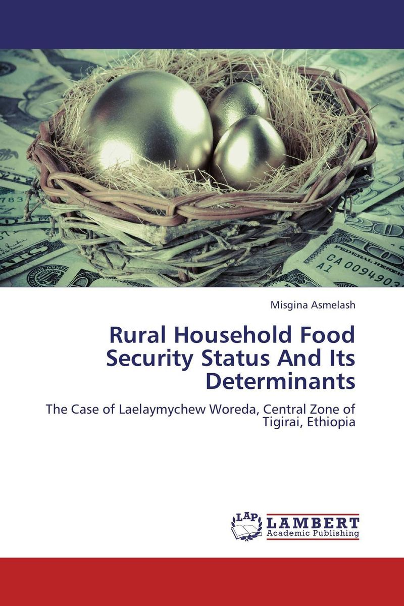 Rural Household Food Security Status And Its Determinants sikhulumile sinyolo smallholder irrigation water security and rural household welfare