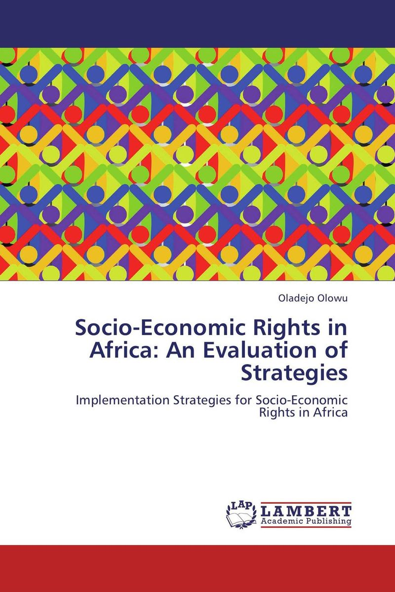 Socio-Economic Rights in Africa: An Evaluation of Strategies economic methodology