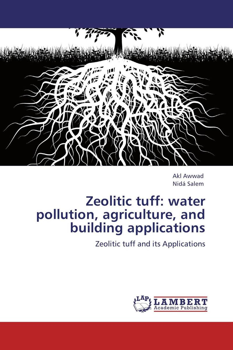 Zeolitic tuff: water pollution, agriculture, and building applications evaluation of aqueous solubility of hydroxamic acids by pls modelling