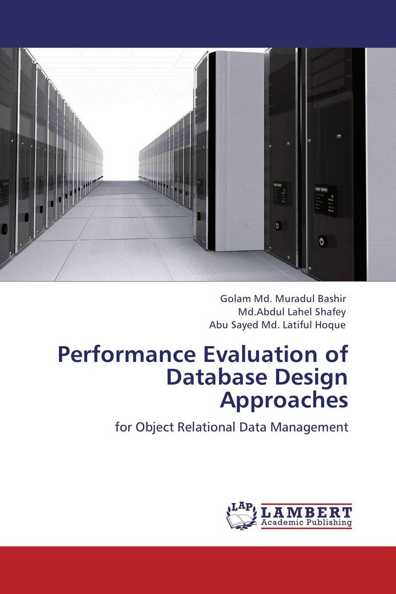 Performance Evaluation of Database Design Approaches телефон