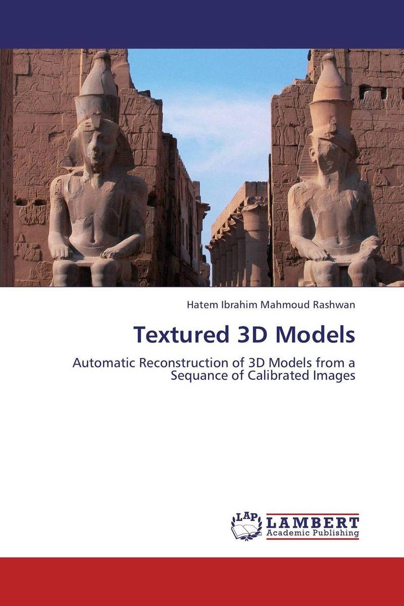 Textured 3D Models stereo imaging for 3d scene reconstruction