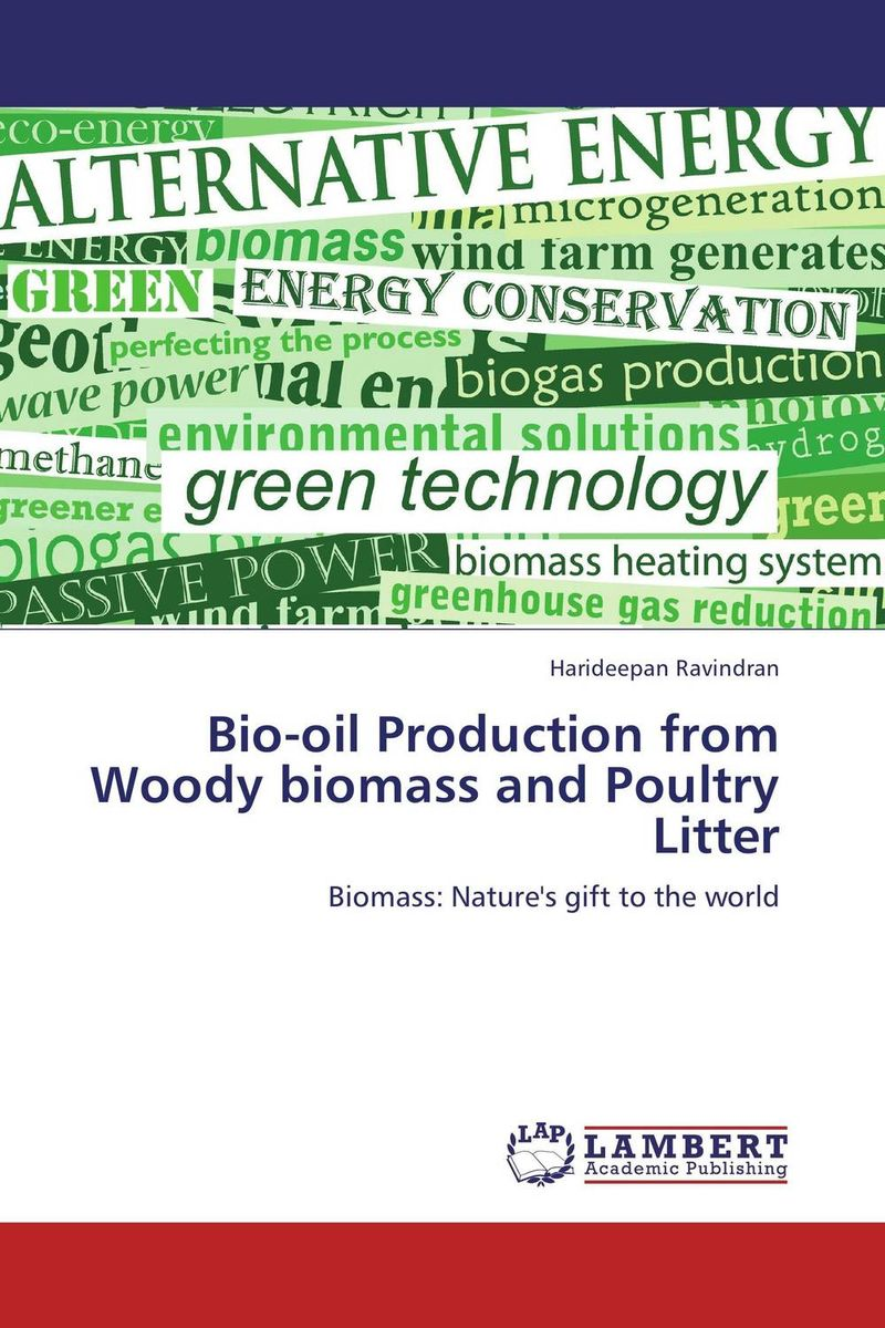 Bio-oil Production from Woody biomass and Poultry Litter adding value to the citrus pulp by enzyme biotechnology production