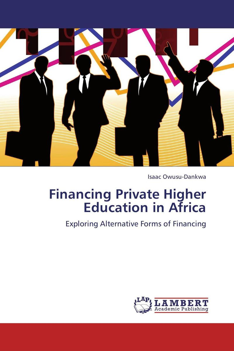 Financing Private Higher Education in Africa private higher education institution using the tpack model in malaysia