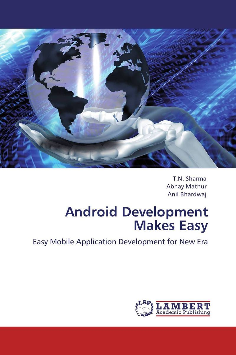 Android Development Makes Easy vedat coskun professional nfc application development for android