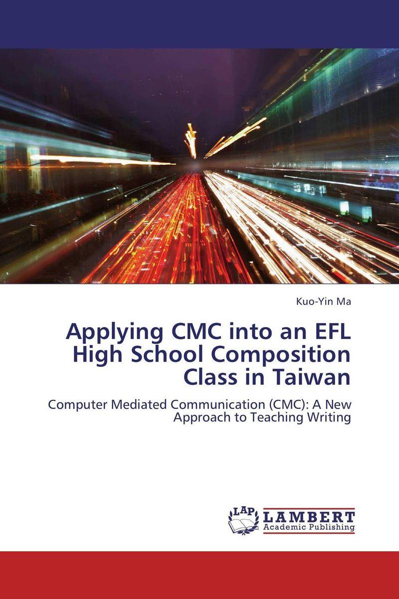 Applying CMC into an EFL High School Composition Class in Taiwan штатив camanchi cmc 907 black
