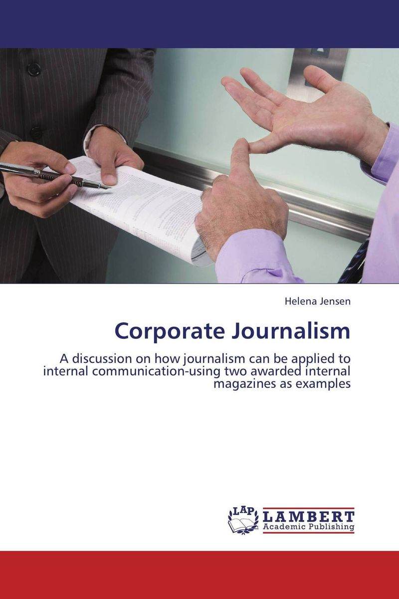Corporate Journalism evaluation of the internal control practices