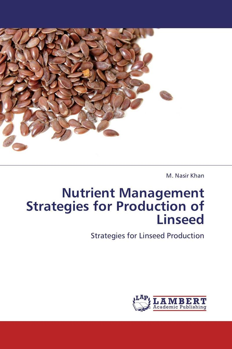 Nutrient Management Strategies for Production of Linseed pichia for production of same