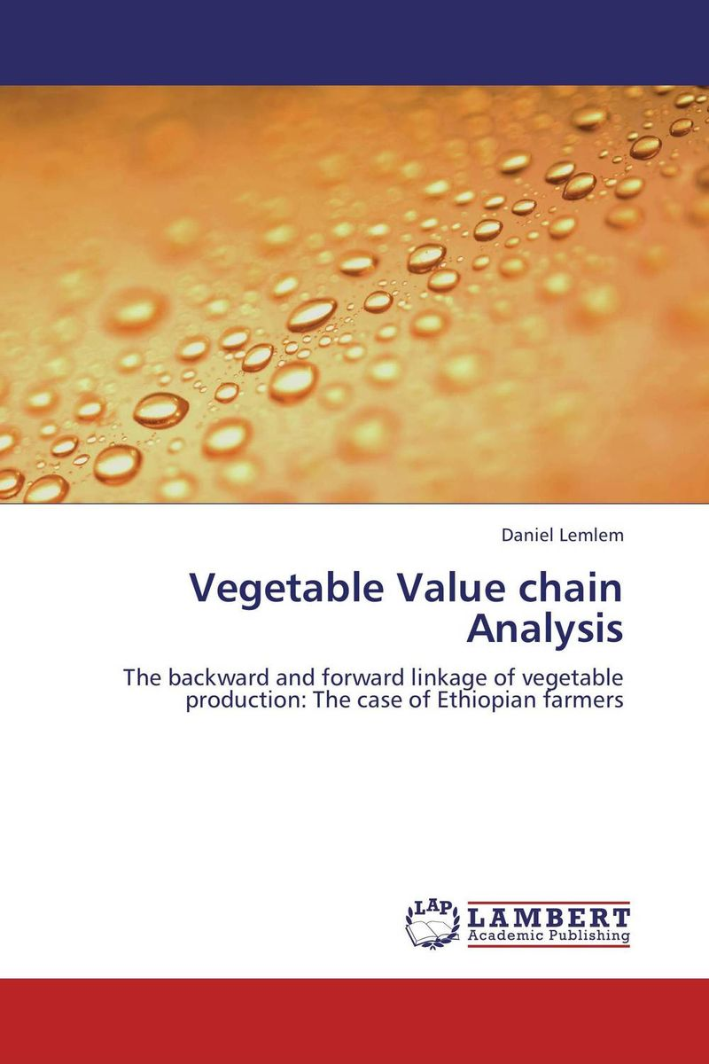 Vegetable Value chain Analysis honey value chain analysis