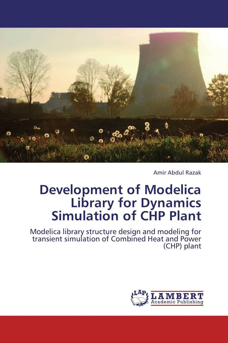 Development of Modelica Library for Dynamics Simulation of CHP Plant development of a computational interface for small hydropower plant