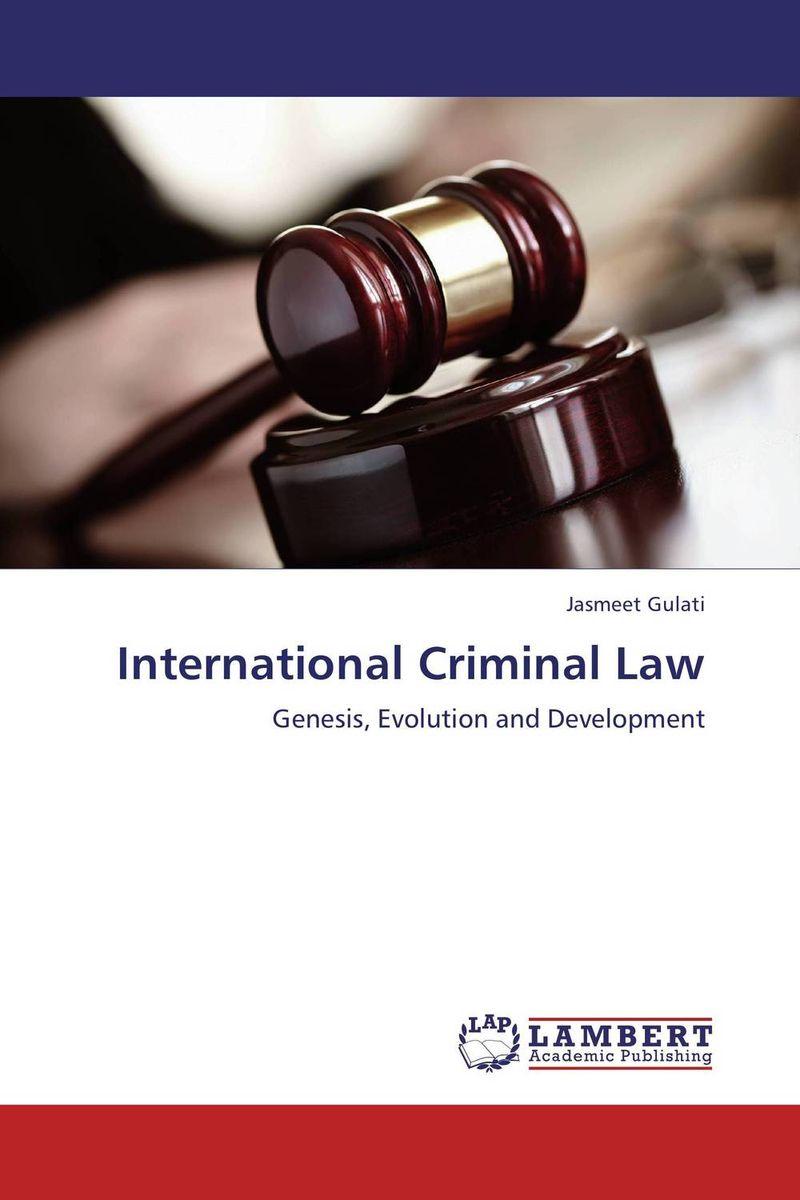 International Criminal Law a history of the criminal law of england 3 volume set